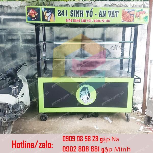 xe ban sinh to luu dong